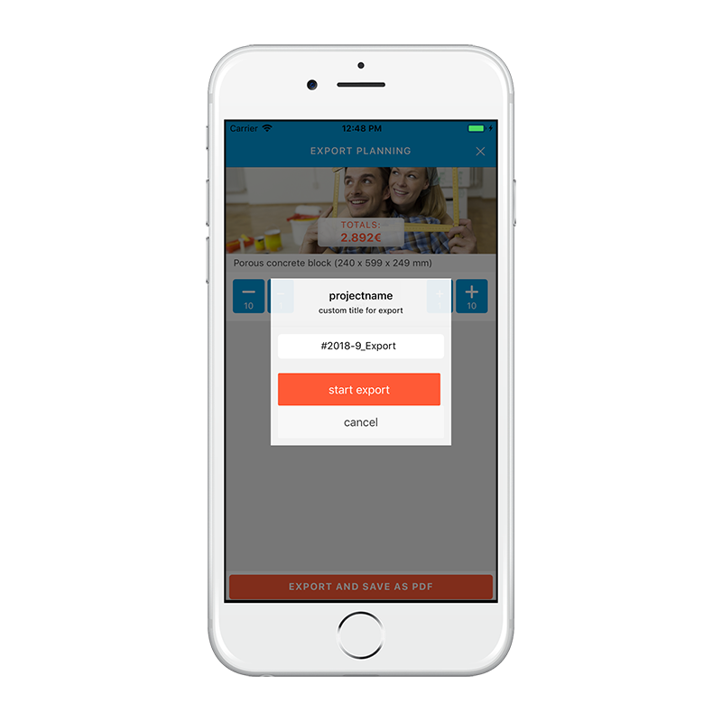 VECTIS App Projectname